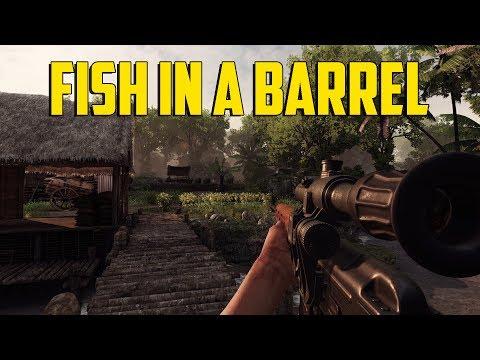 Rising Storm 2 Vietnam - Fish in a Barrel