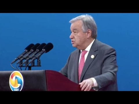 UN Secretary-General Guterres: B&R Initiative expected to benefit all‍