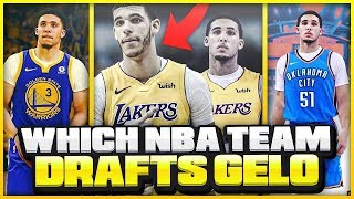 How LIANGELO BALLS Draft Stock SKYROCKETED Overnight After The Combine!