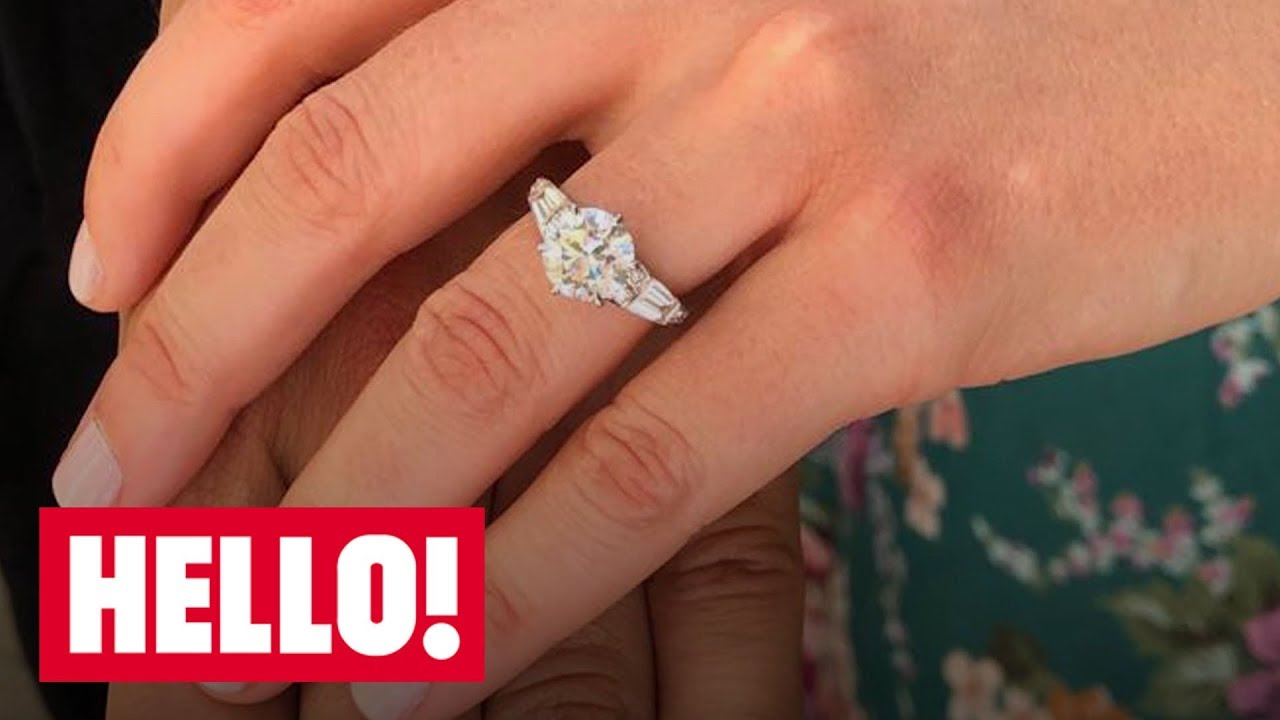 Princess Beatrice Gets Engaged Hello Youtube