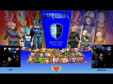 ORIGIN - DBFZ  - PRC Vs. Black Ice  - Losers Semi-Finals