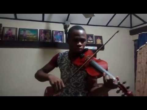 Fada Fada - Phyno, violin cover by Clement Edet