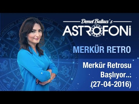 Merkür Retrosu Başlıoyr Sohbeti 24-04-2016