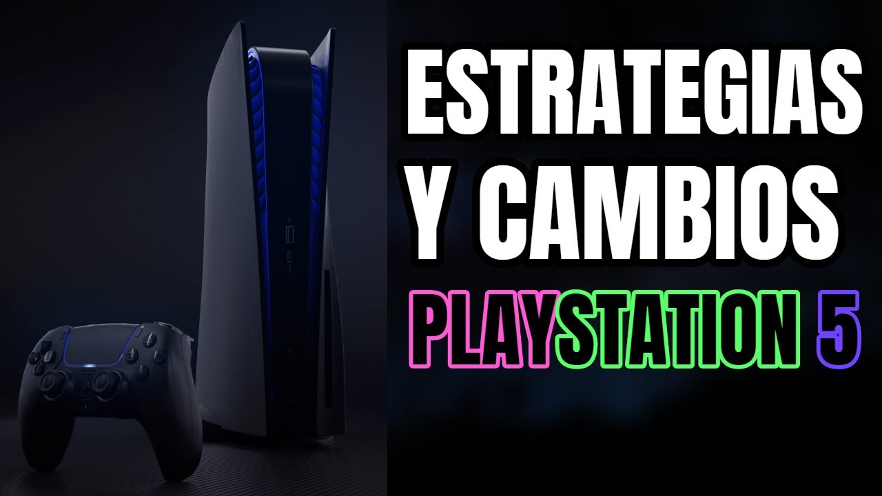 NUEVOS CAMBIOS Y ESTRATEGIAS DE PS5 GRACIAS A XBOX SERIES S/X    PRECIOS Y FECHA DE SALIDA