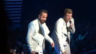 March 15, 2017 - Backstreet Boys Las Vegas - Drowning