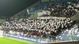 11.11.2018 Sassuolo vs LAZIO, ricordo per Gabriele.