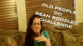 Bean Boozled Candy Challenge-super Gross For Old People Too!
