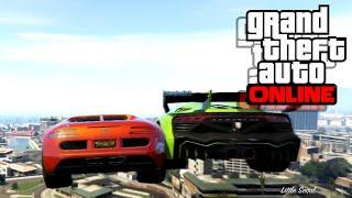 GTA 5 Online - Състезания | Добро представяне