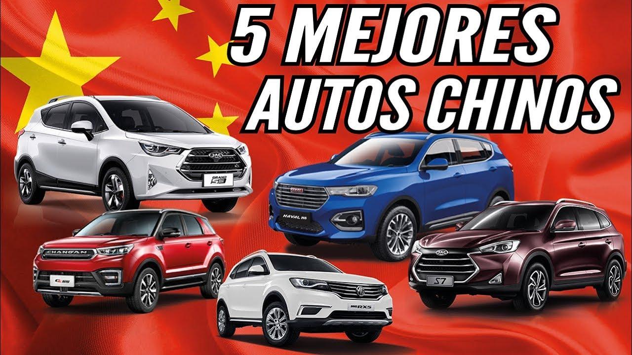 Remate de autos chinos