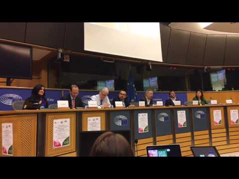 Nature's Rights Conference at European Parliament