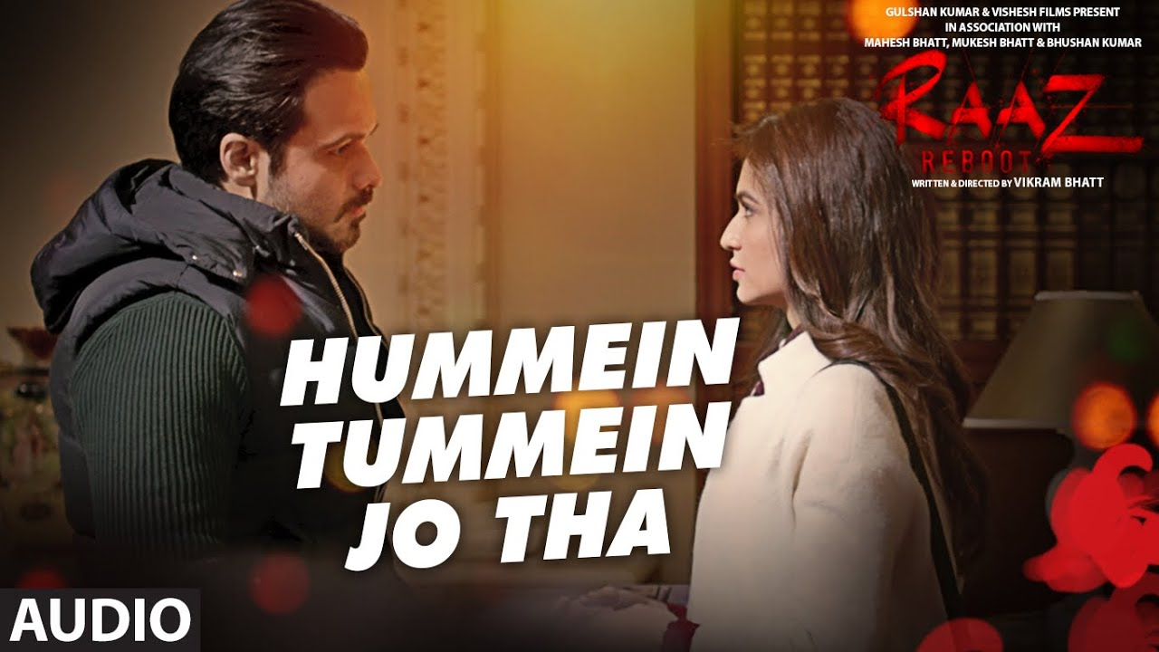 Hummein Tummein Jo Tha - Bollywood Song Lyrics Translations