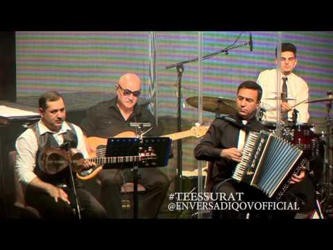 ENVER SADIQOV - UCH GUNDEN BIR,BESH GUNDEN BIR Xalq mahnisi / LIVE
