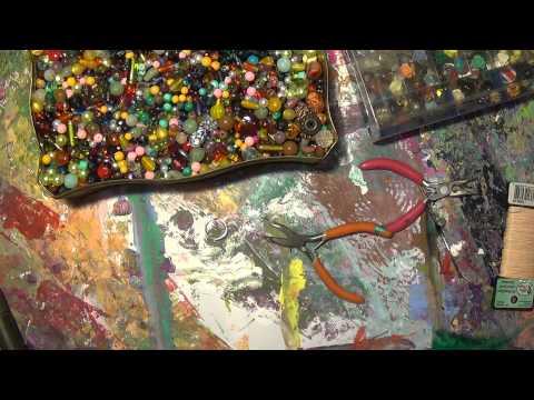 mixed media jewelry part 02