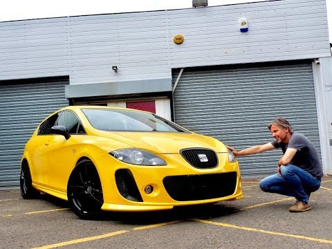 Is the Seat LEON Cupra THE THINKING MAN'S Golf GTI Edition 30?