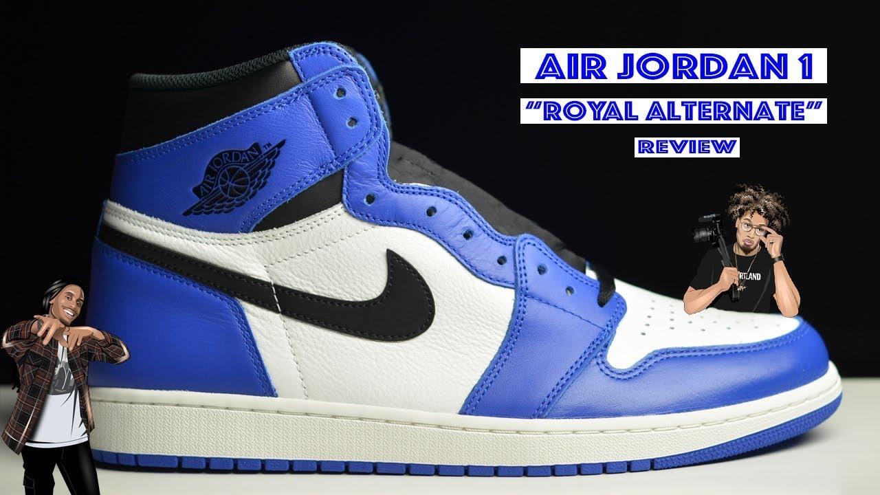 air jordan 1 game royal