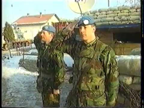 1st Battalion Coldstream Guards Bosnia 1993 -1994 Operation Grapple 3 UNPROFOR