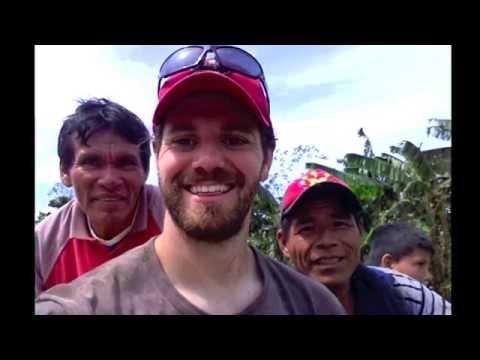 """""""A Day In A Jungle Community"""" - Peru Video Update - October 2016"""