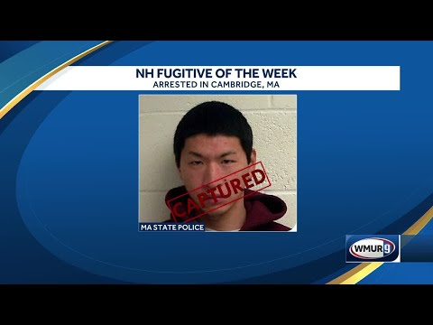 NH Fugitive Arrested In Mass.