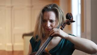 Velleda Miragias - In Memoriam (Warshauer) - Cello Performance