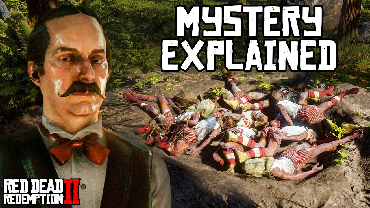 The Killer of the Blackwater Athletics Team Explained (Red Dead Redemption 2) thumbnail