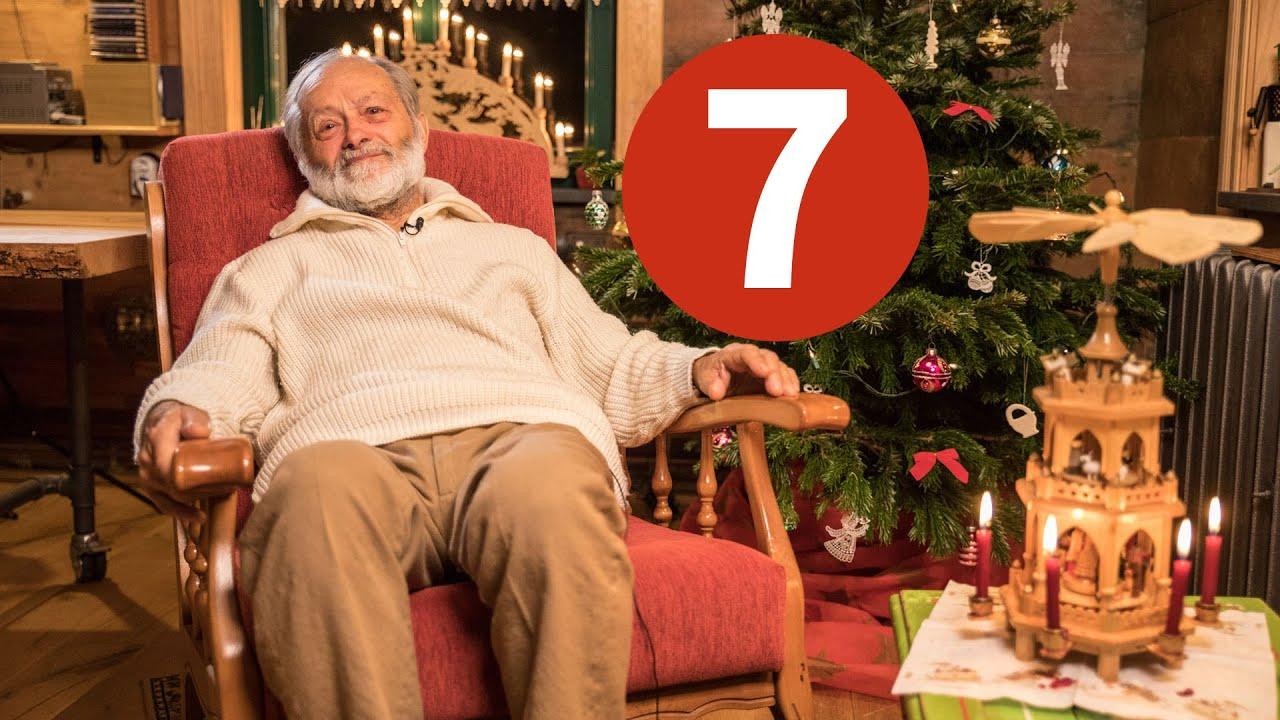 Türchen 07 - Siegfried Walthers Weihnachtserinnerungen