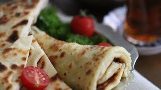 El Açması Peynirli Gözleme Tarifi - Mutfak Sırları