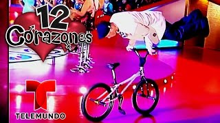 12 Hearts💕: BMX Bikers Special! | Full Episode | Telemundo English