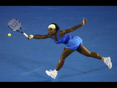 Serena Williams vs Svetlana Kuznetsova 2009 AO Highlights