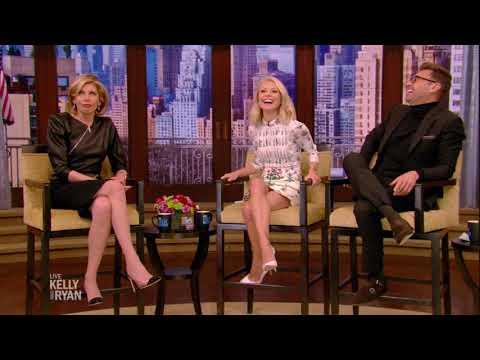 "Christine Baranski on Working With Cher in The ""Mamma Mia!"" Sequel"