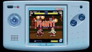 Nintendo Switch: FATAL FURY FIRST CONTACT【Terry vs. Geese】