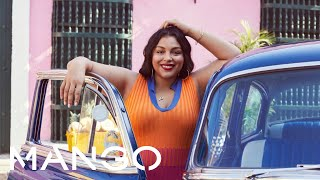 Violeta by Mango SS19 | I AM WHAT I AM Campaign