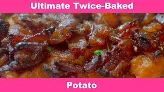 How To Make My Ultimate Twice Baked Sweet Potato