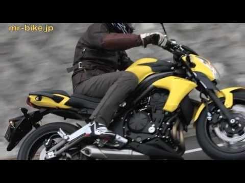 2012 Kawasaki Er 6n Test Ride Web Mrbike Youtube