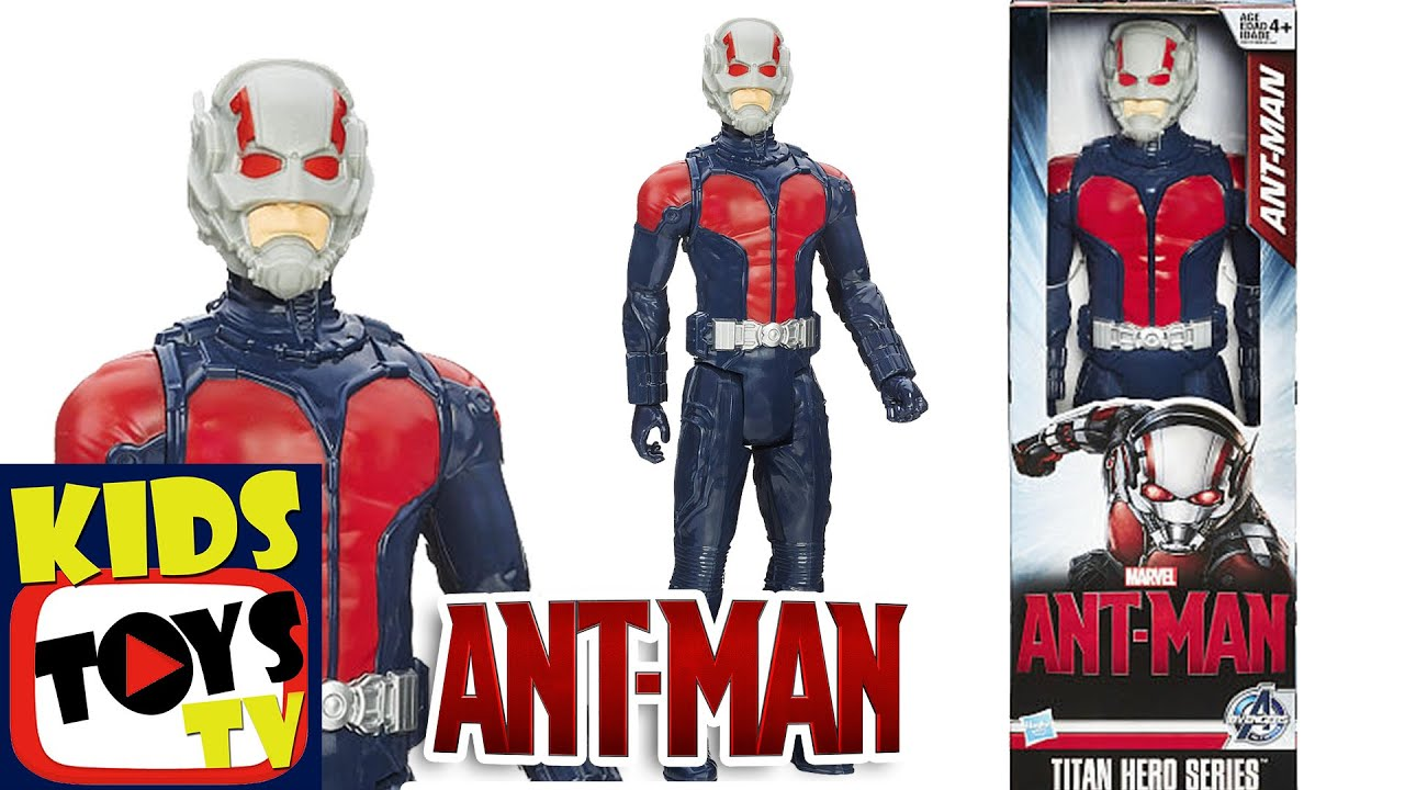 Kids Toys Action Figure: Ant Man Superhero Action Figure
