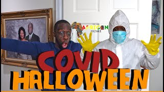 Download Clifford Owusu Comedy - In An African Home: Covid Halloween‼️ 🦠🎃 (Clifford Owusu)