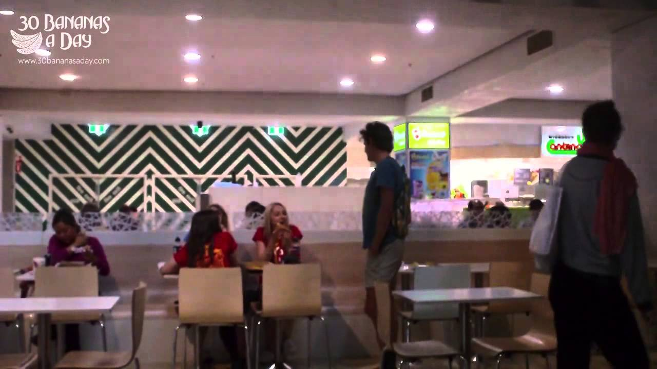 McDonald's prank with Durianrider