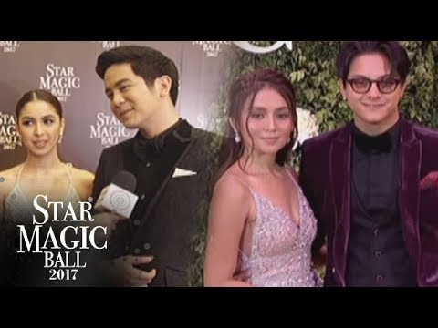 Rated K: Who dated who in the Star Magic Ball 2017?
