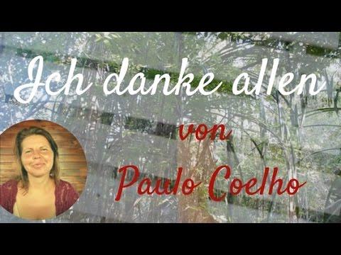 Ich Danke Allen Von Paulo Coelho