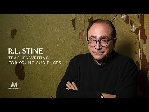 R.L. Stine Teaches Writing For Young Audiences | Official Trailer