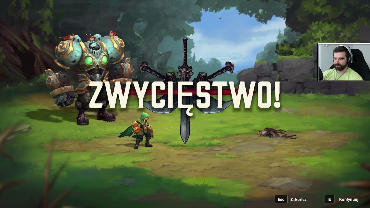 Battle Chasers: Nightwar – Pierwsze wrażenia