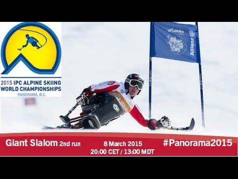 Giant Slalom 2nd run | 2015 IPC Alpine Skiing World Championships, Panorama