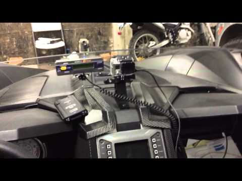 Summarizing the technology in my Polaris slingshot and gett