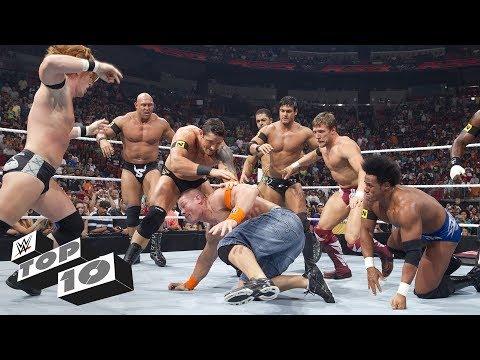 Shocking Superstar raids: WWE Top 10