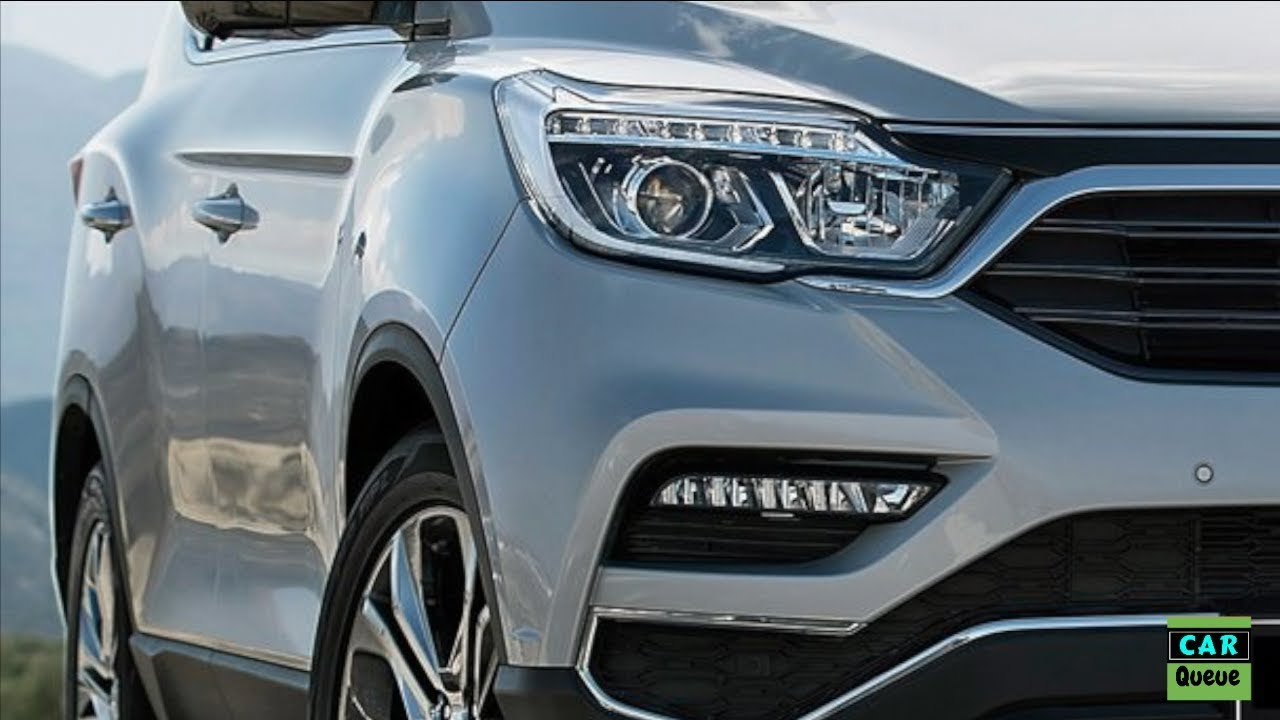 2018 Upcoming Mahindra Xuv 700 Luxury Suv To Rival Fortuner And