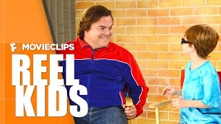 Reel Kids: Goosebumps - Guest Starring Jack Black (2015) HD
