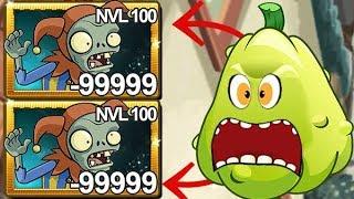 Plants Vs Zombies 2 Zombie Bufón Nivel 100