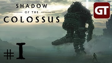 Shadow of the Colossus PS4 2018 Gameplay #1 - Let's Play auf PS4 Pro in 60fps - German / Deutsch