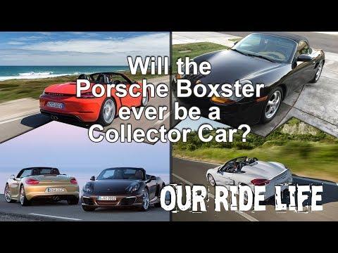 Will the Porsche Boxster ever be a Collector Car?