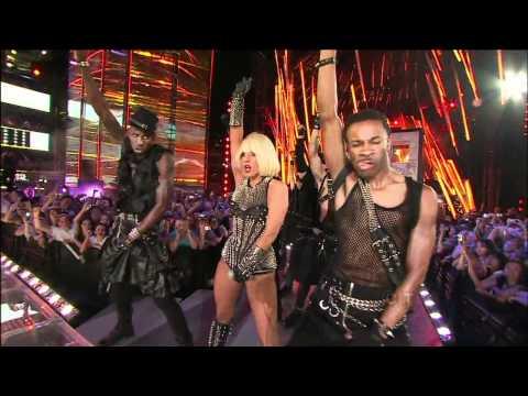 Lady Gaga Much Music Awards 2009
