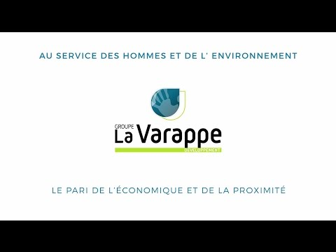 Video de presentation du Groupe La  Varappe 2016